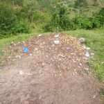 The Water Project: Eshisiru Secondary School -  Garbage Site