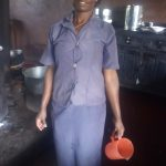 The Water Project: Eshisiru Secondary School -  School Cook