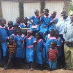 The Water Project: Lukala Primary School -  Latrines