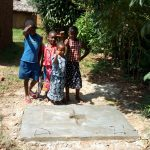 The Water Project: Futsi Fuvili Community B -  Sanitation Platforms