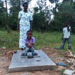The Water Project: Emusanda Community A -  Sanitation Platform