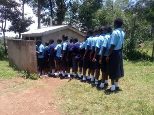 The Water Project : 15-kenya18072-shared-latrines