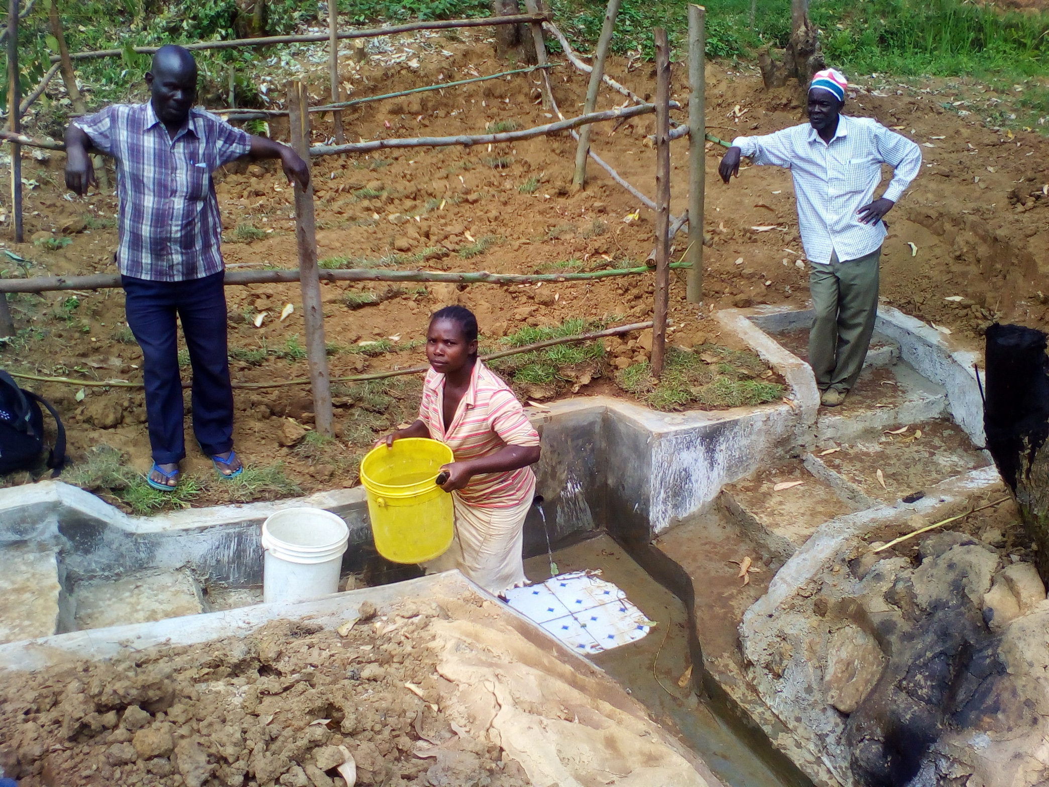 project clean water Any survival expert will tell you that no matter where you find water in the   collecting and drinking rainwater is one of the safest ways to get.