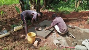 The Water Project : 15-kenya4745-sanitation-platform