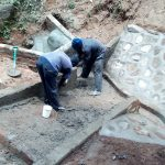 The Water Project: Gidagadi Community -  Construction