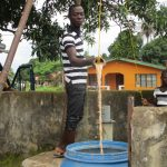The Water Project: Kasongha Community, 16 Komrabai Road -  Bailing