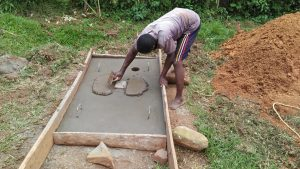 The Water Project : 16-kenya4745-sanitation-platform