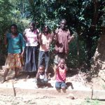 The Water Project: Mkunzulu Community -  Sanitation Platforms