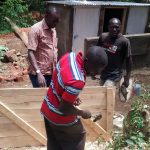 The Water Project: Chandolo Primary School -  Latrine Construction