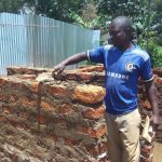 The Water Project: Malinya Girls Secondary School -  Latrine Construction