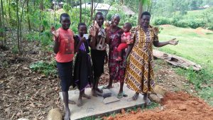 The Water Project : 18-kenya4745-finished-sanitation-platforms