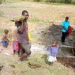 The Water Project : 18-kenya4747-replanting-grass