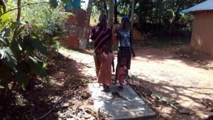 The Water Project:  Sanitation Platforms