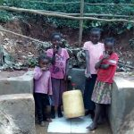 The Water Project: Elunyu Community -  Clean Water