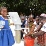 The Water Project: Gbaneh Bana SLMB Primary School -  Clean Water