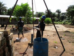 The Water Project : 18-sierraleone5132-drilling