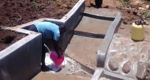 The Water Project : 19-kenya4741-clean-water