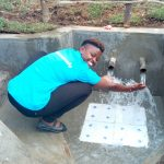 The Water Project: Futsi Fuvili Community, Patrick Munyalo Spring -  Clean Water