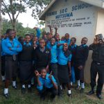 The Water Project: Mutsuma Secondary School -  Students