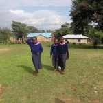 The Water Project: Ematetie Primary School -  School Grounds
