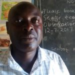 The Water Project: Mulwakhi Secondary School -  Mr Ainea Gongo