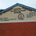 The Water Project: Samson Mmaitsi Secondary School -  Classrooms