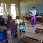The Water Project: Emukhalari Primary School -  Training