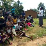 The Water Project: Futsi Fuvili Community A -  Training