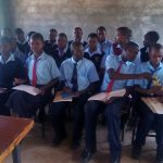 The Water Project: Ebubayi Secondary School -  Training