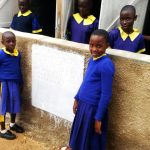 The Water Project: Shiyunzu Primary School -  Latrines