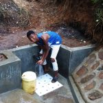The Water Project: Emusanda Community A -  Clean Water