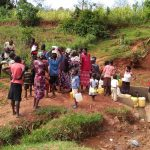 The Water Project: Isese Community -  Clean Water
