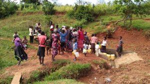 The Water Project : 21-kenya4745-clean-water