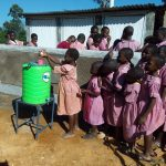 The Water Project: Irenji Primary School -  Hand Washing Stations