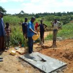 The Water Project : 22-kenya4747-latrine-construction