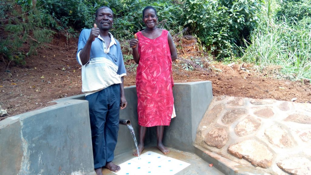 The Water Project : 23-kenya4855-clean-water