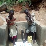 The Water Project: Gidagadi Community -  Clean Water
