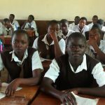 The Water Project: Womulalu Secondary School -  In Class