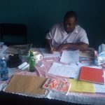 The Water Project: Eshisiru Secondary School -  Office