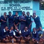 The Water Project: Esibeye Secondary School -  School Gate
