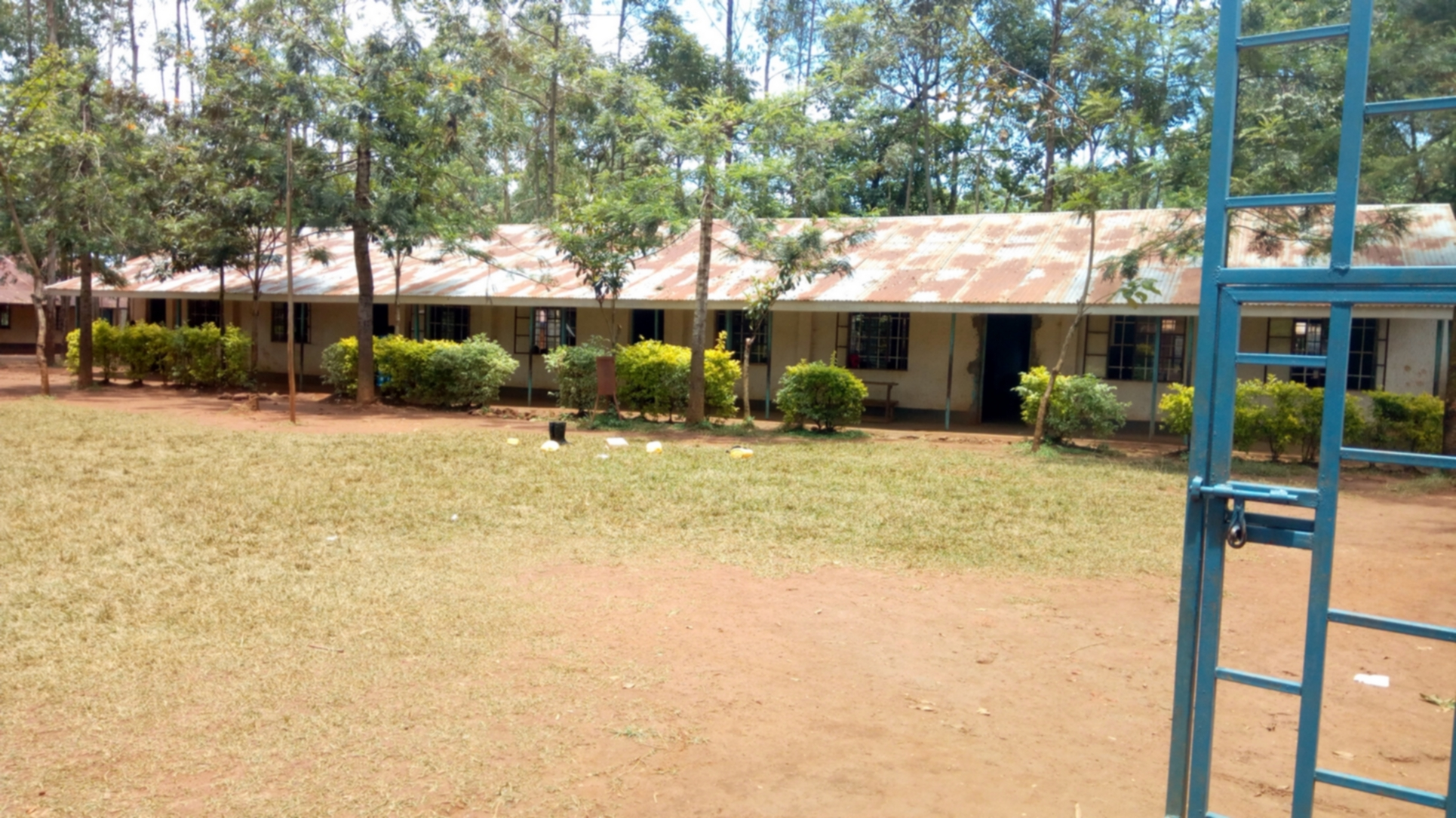 The Water Project Kenya Muleche Primary School