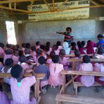 The Water Project: Irenji Primary School -  Training