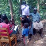 The Water Project: Elunyu Community -  Training