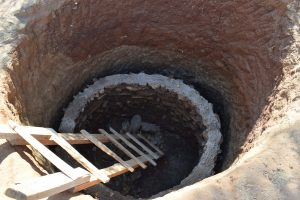 The Water Project:  Lining The Well