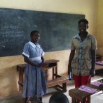 The Water Project: St. Antony Shijiko Primary School -  Training
