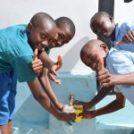 The Water Project: Kwa Kaleli Primary School -  Clean Water
