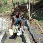 The Water Project: Futsi Fuvili Community A -  Clean Water