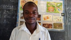 The Water Project:  Headteacher Naboth Anjichi