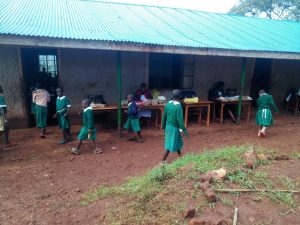 The Water Project:  Outside Classrooms