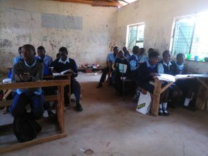 The Water Project : 4-kenya18072-students-in-class